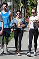 lucy hale elvis 3rd bday workout pics 03
