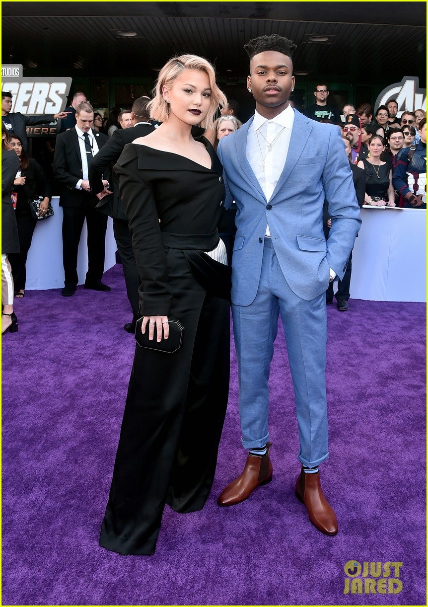 agents of shield and cloak and dagger stars avengers endgame premiere 06