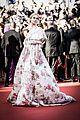 elle fanning floral gown cannes les mis premiere 11