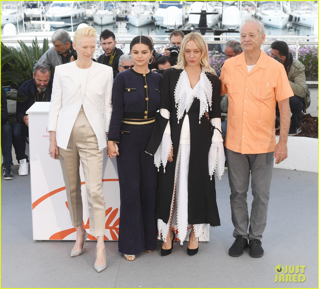 selena gomez joins the dead dont die cast at cannes photo call 06