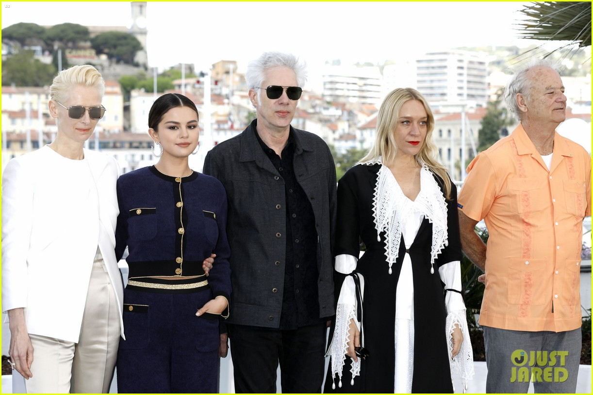 selena gomez joins the dead dont die cast at cannes photo call 23