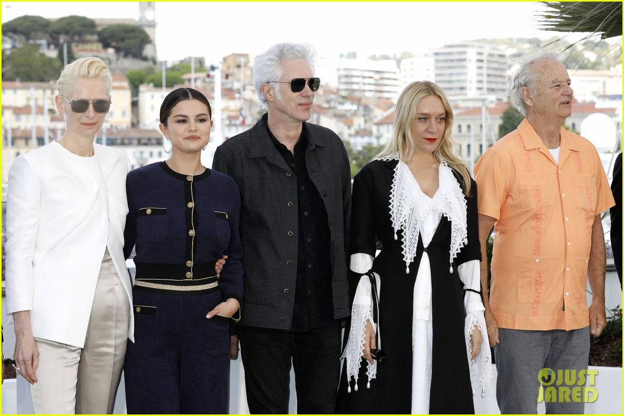 selena gomez joins the dead dont die cast at cannes photo call 24