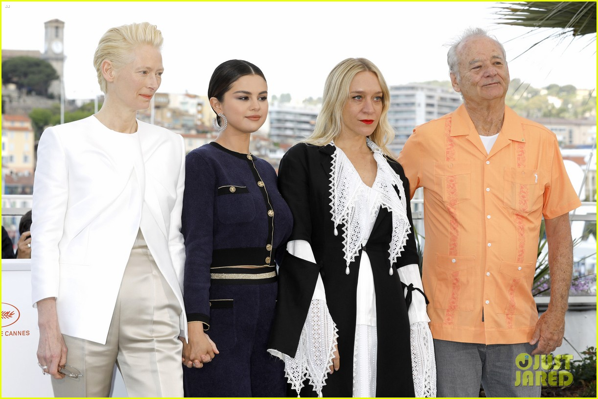 selena gomez joins the dead dont die cast at cannes photo call 26