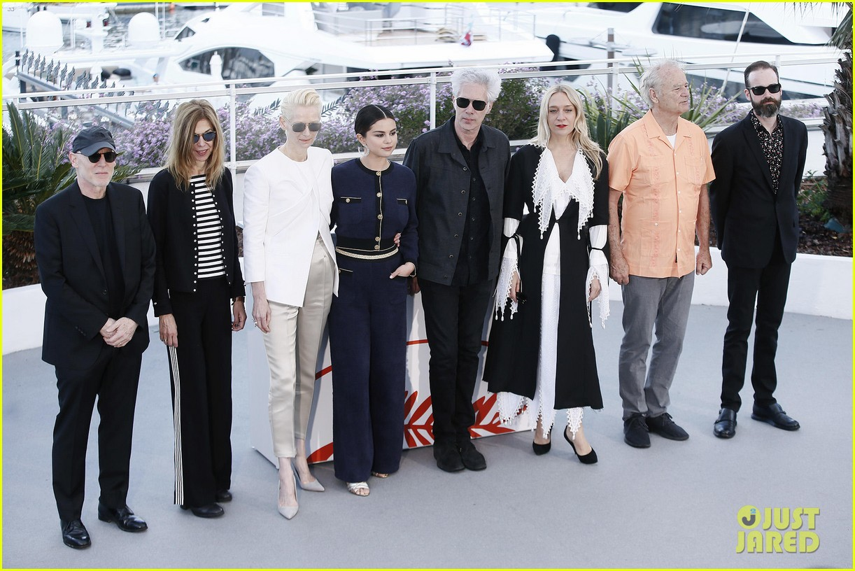 selena gomez joins the dead dont die cast at cannes photo call 42