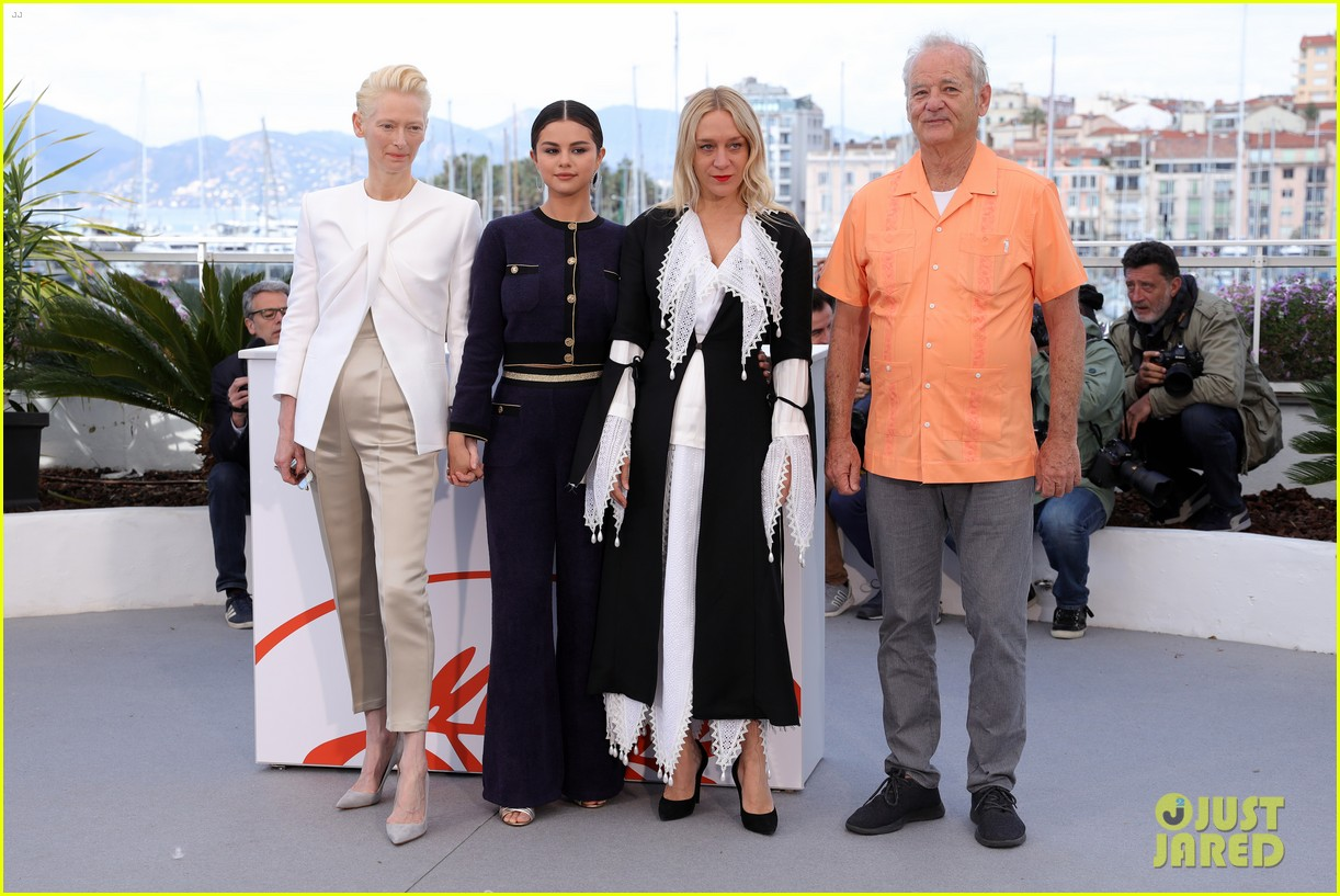 selena gomez joins the dead dont die cast at cannes photo call 44