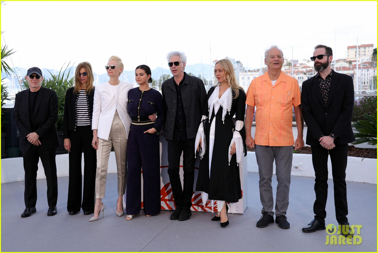 selena gomez joins the dead dont die cast at cannes photo call 45