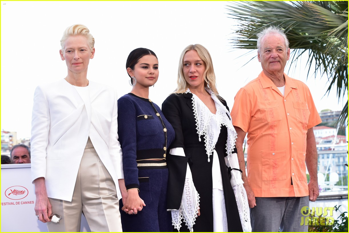 selena gomez joins the dead dont die cast at cannes photo call 49