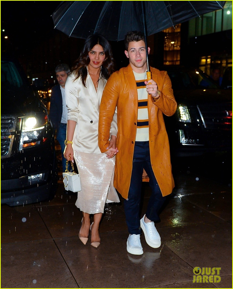 joe nick jonas wear coordinating outfits to snl after party 09