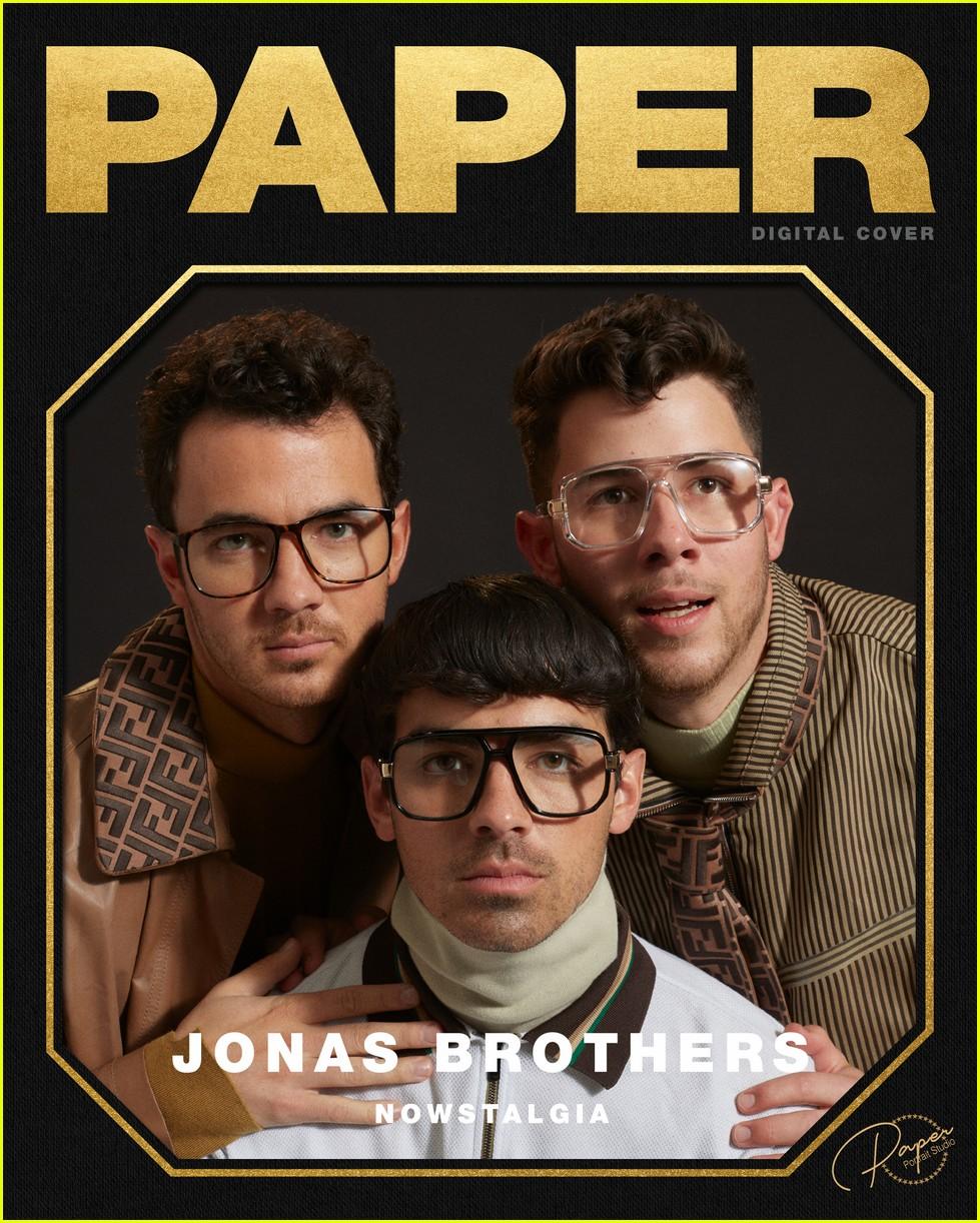 jonas brothers paper magzazine cover 01