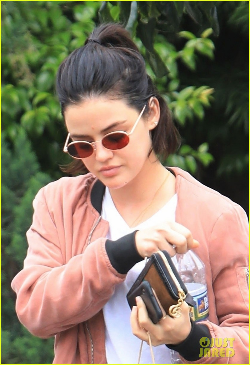 lucy hale hits the spa after katy keane gets picked up 03