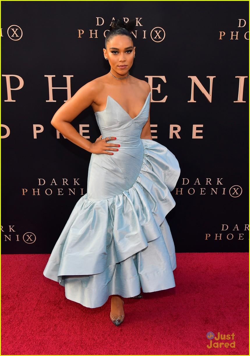 dark phoenix hollywood premiere 13
