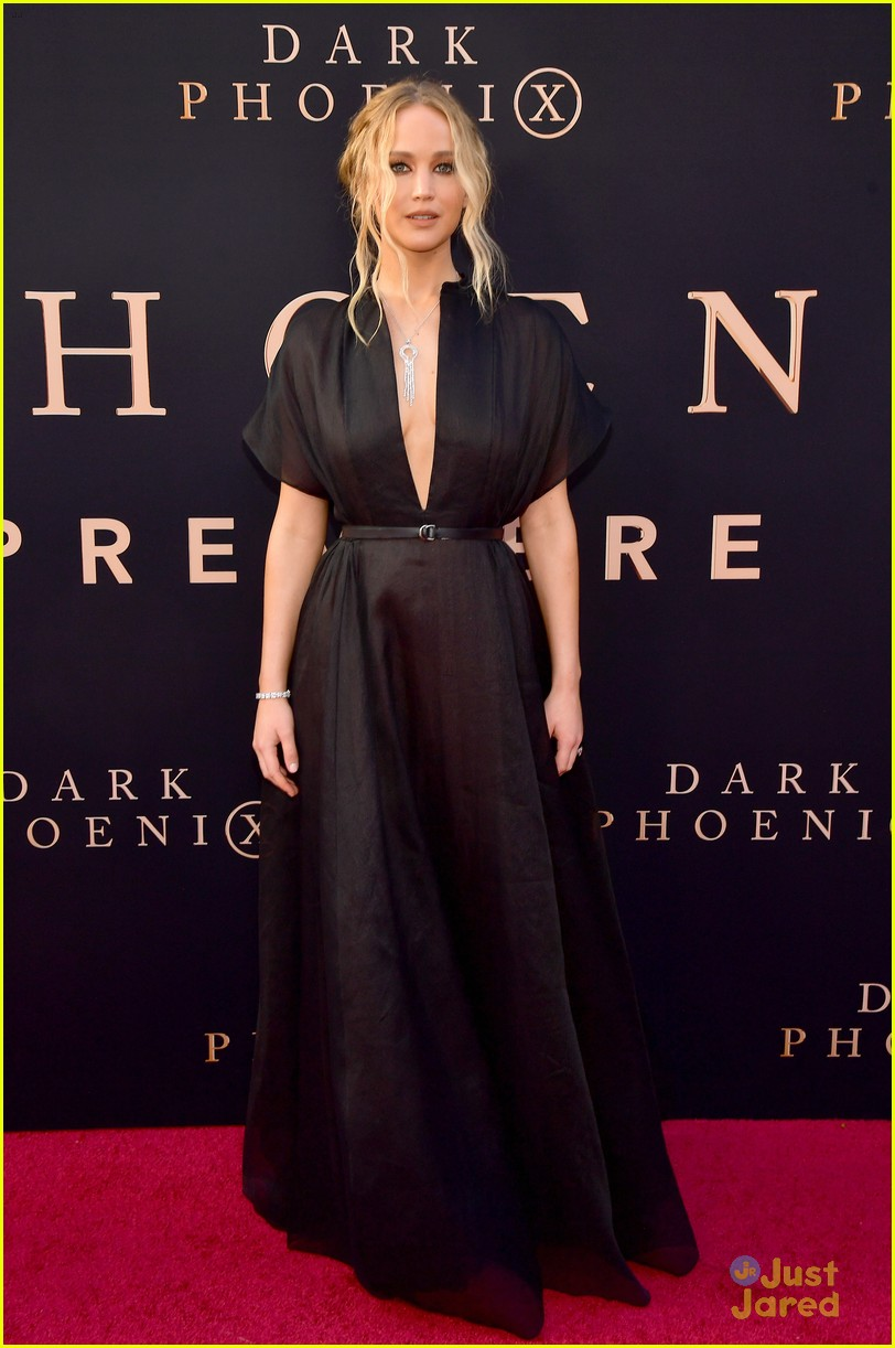 dark phoenix hollywood premiere 32