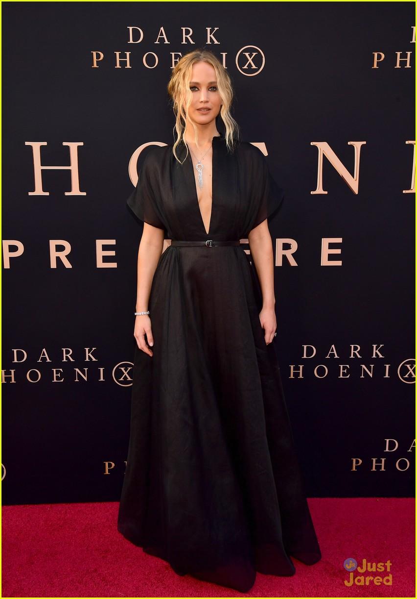 dark phoenix hollywood premiere 38