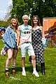 tommy dorfman hangs with kaia gerber after kicking off pride month 03