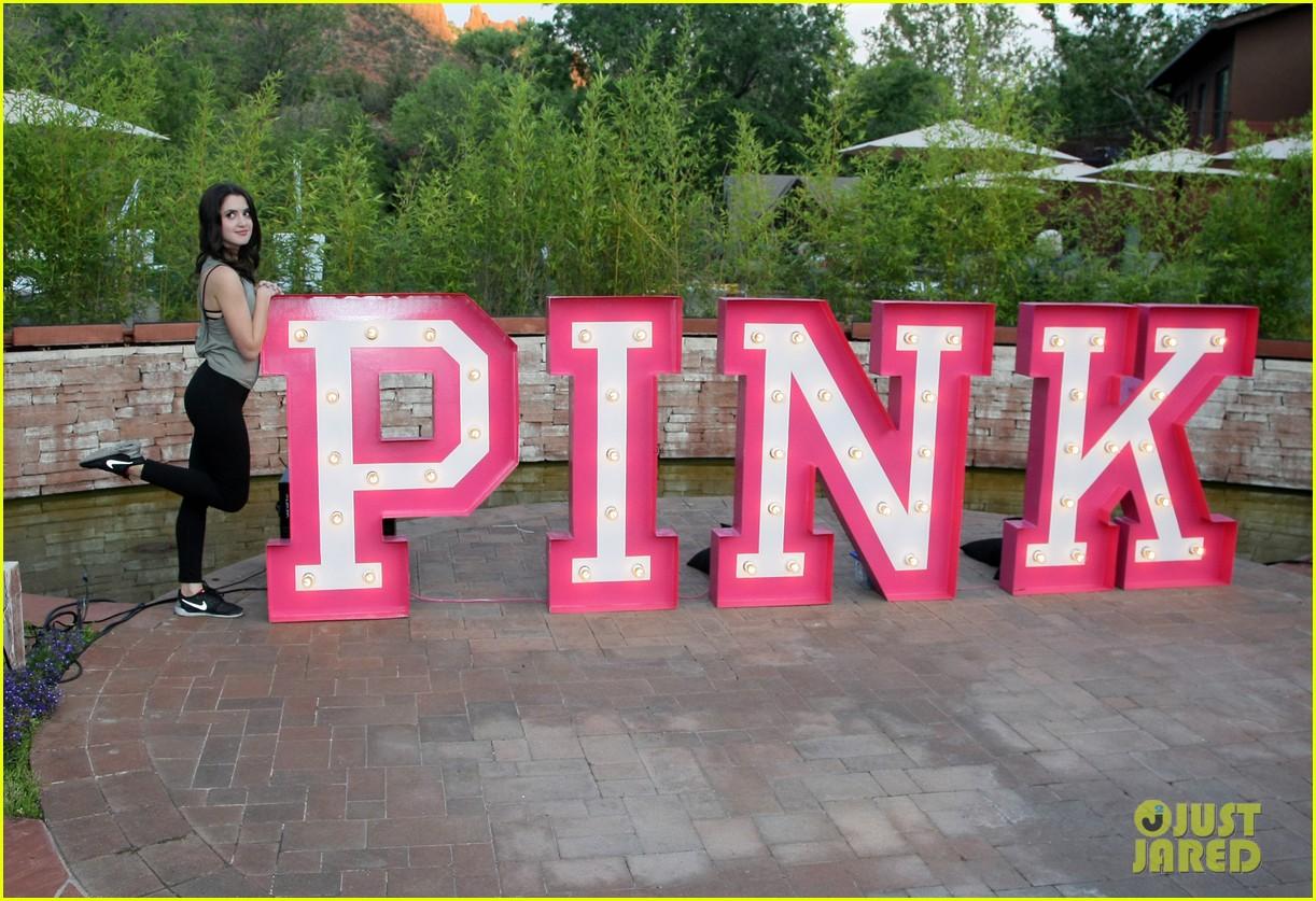 laura vanessa marano pink grl pwr retreat 12