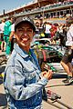 liza koshy becomes first woman to present pirello pole position award at formula 1 04