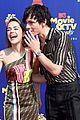ross lynch kiernan shipka mtv movie tv awards 09