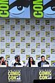 china anne mcclain rocks shaved head at comic con 07