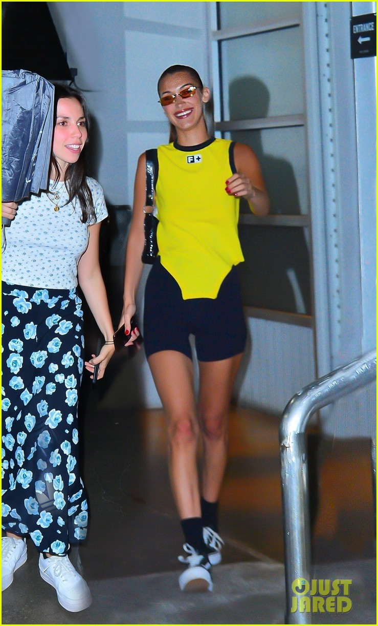 bella hadid is all smiles leaving a photo shoot in nyc 01