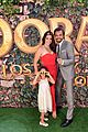 isabela moner jeff wahlberg team up at dora and the lost city of gold premiere 22