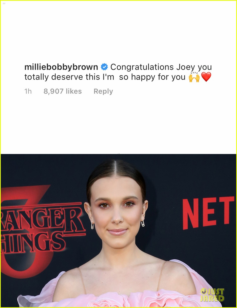 joey king celeb friends react to her emmy nominations 04