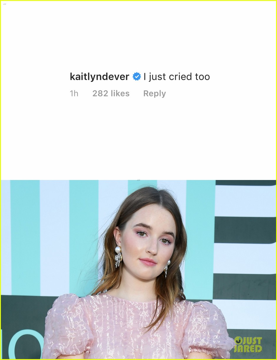 joey king celeb friends react to her emmy nominations 06