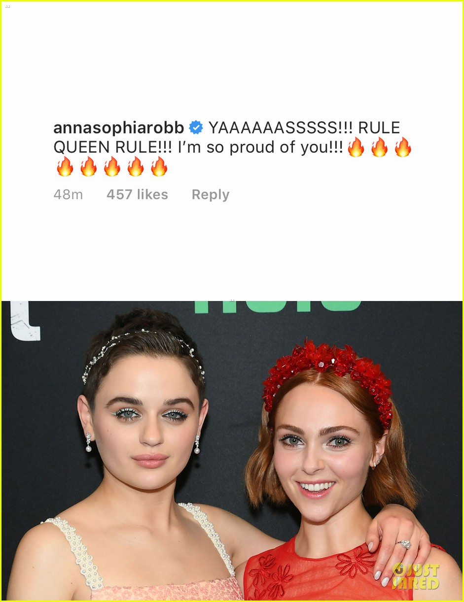 joey king celeb friends react to her emmy nominations 14