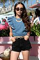lilimar sky katz siena agudong have fun at instabeach event 01