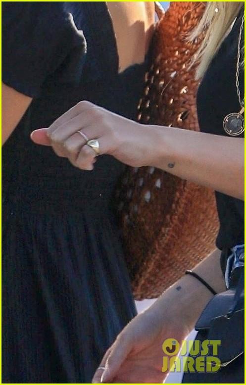 ashley benson wedding ring amid marriage rumors 02
