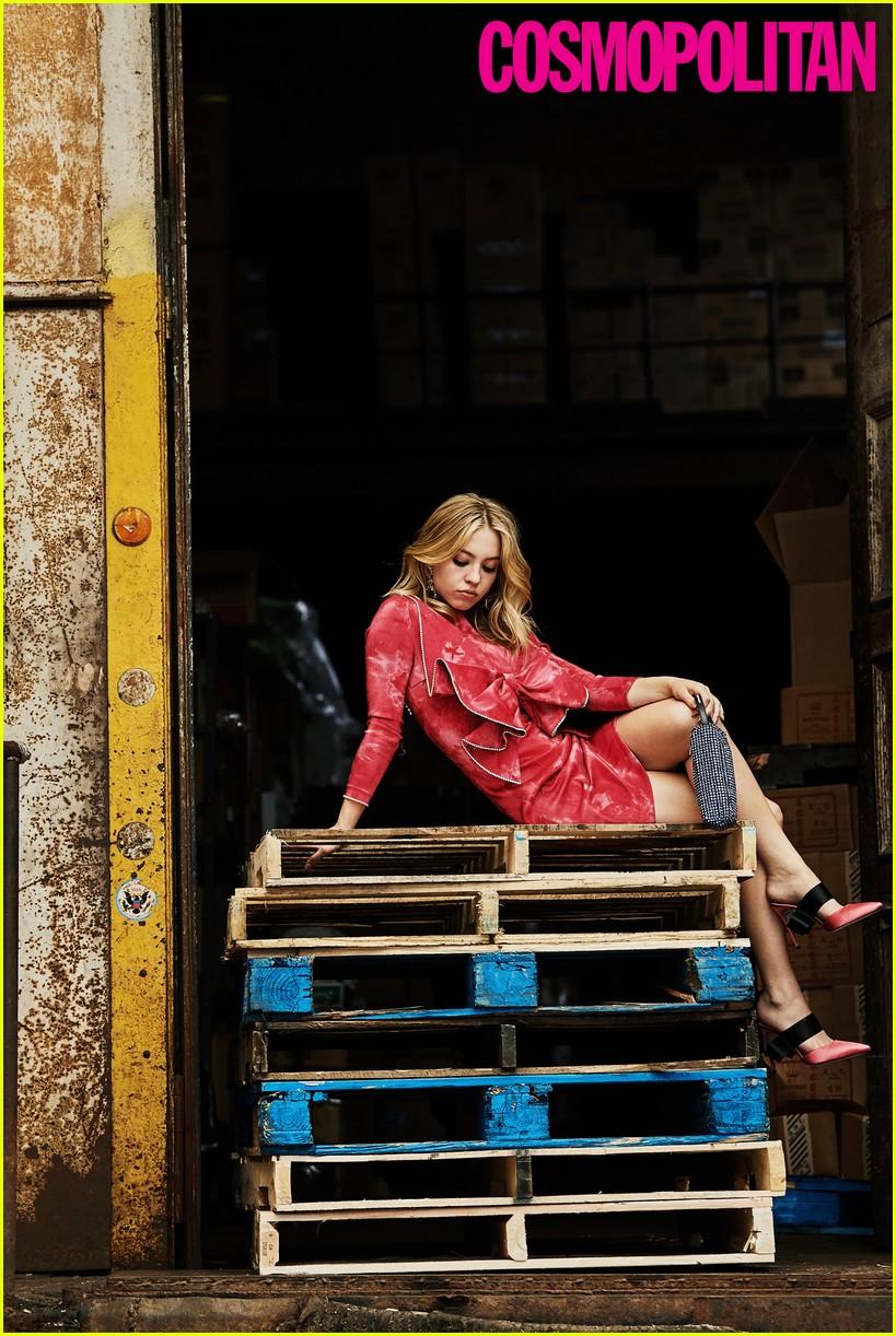 sydney sweeney cosmopolitan feature 02