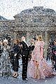 camila cabello slays the runway at le defile loreal paris fashion show 12