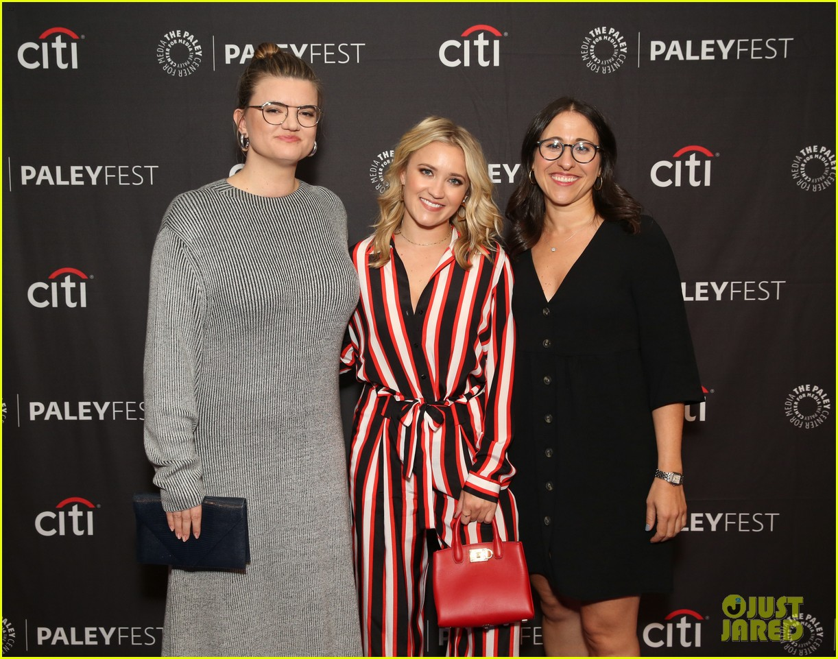 emily osment talks almost family at paley center 04