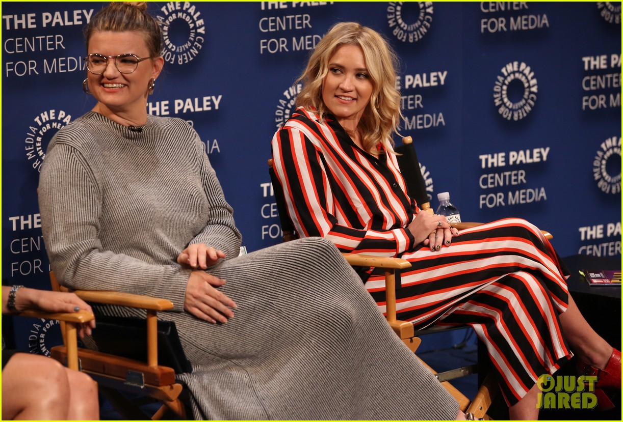 emily osment talks almost family at paley center 07