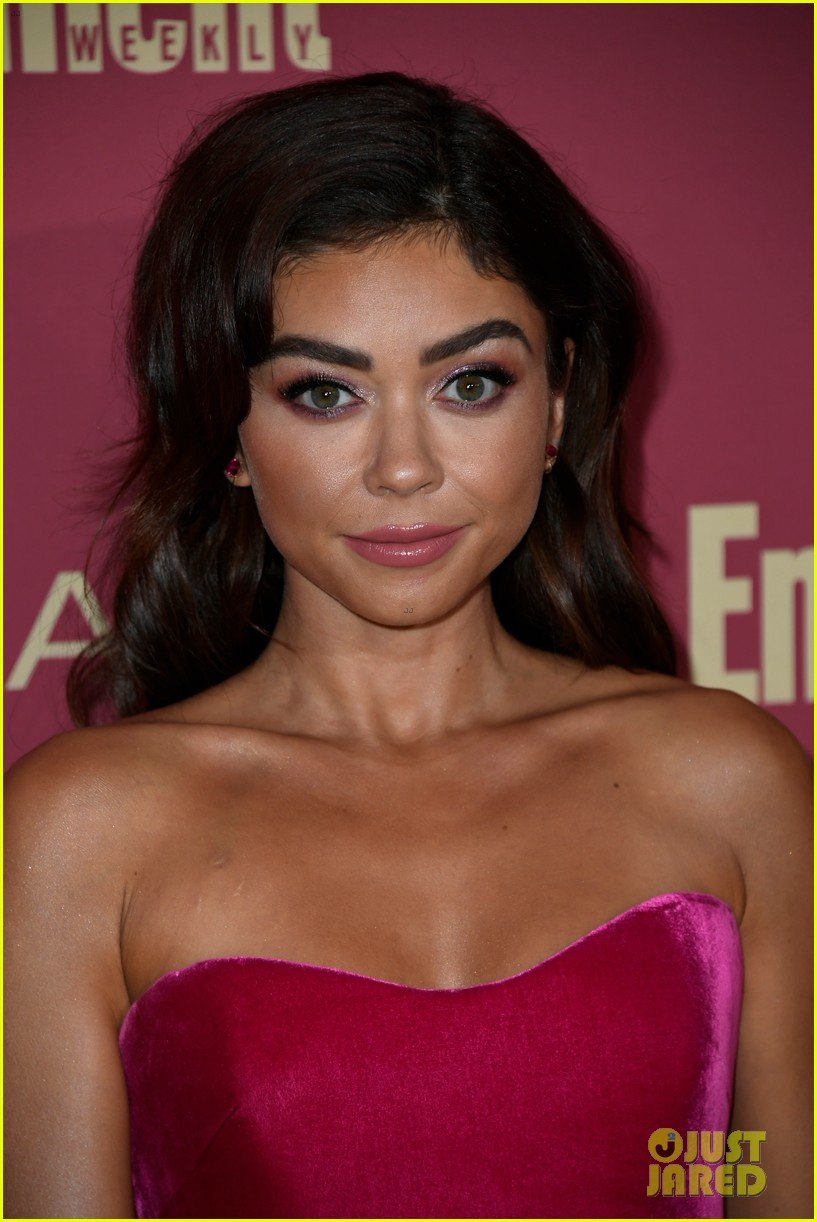 sarah hyland ariel winter glam it up at ews pre emmys party 10