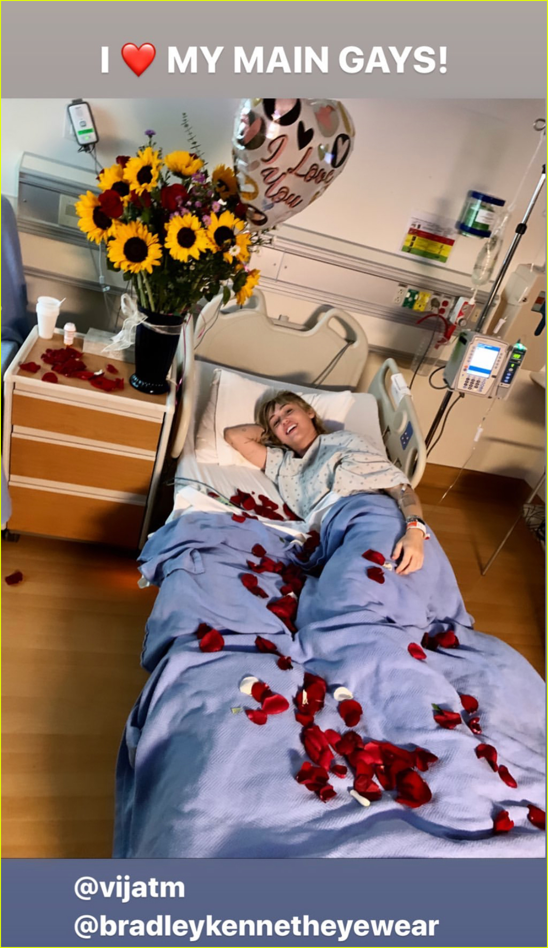 miley cyrus hospitalized tonsillitis diagnosis 04