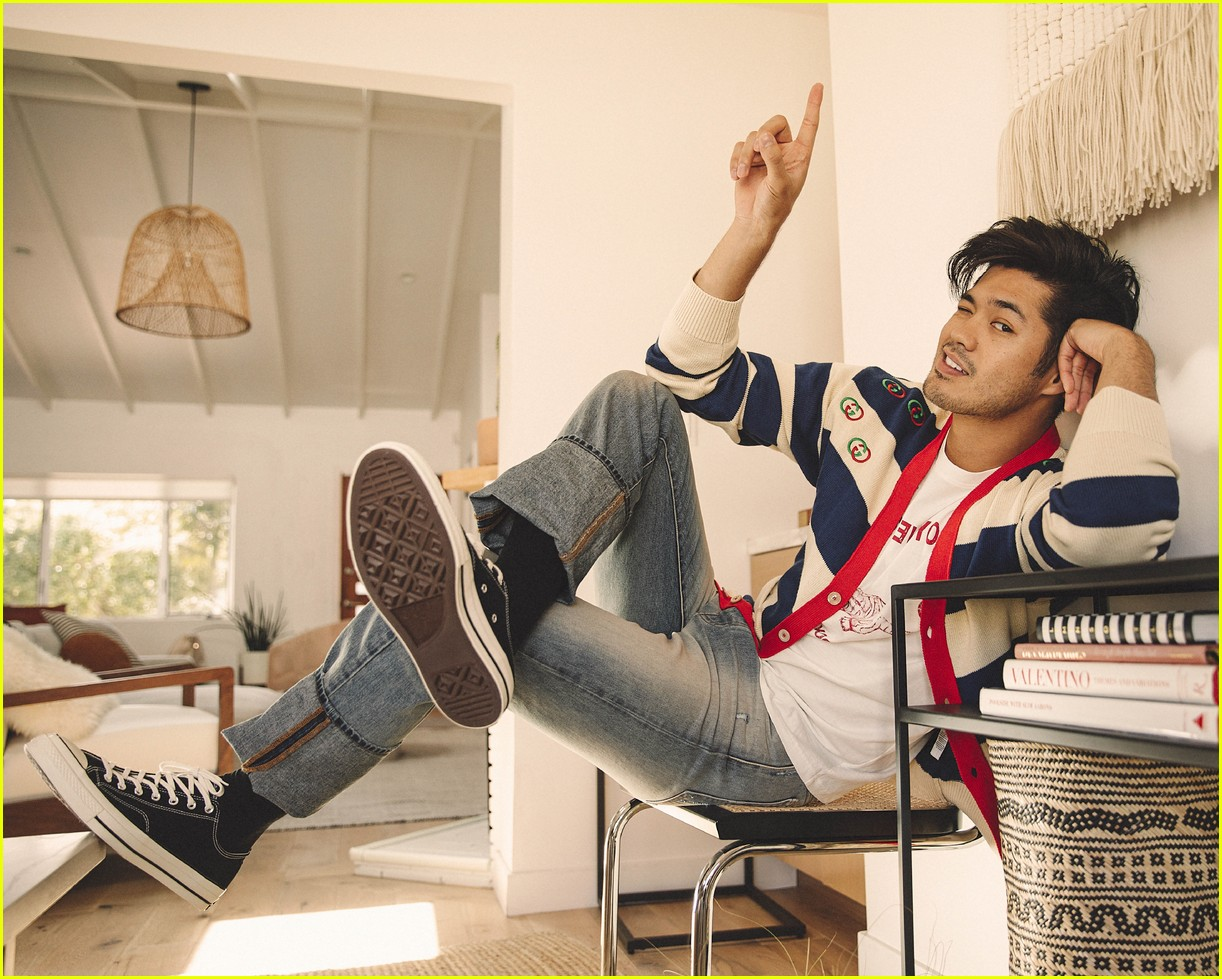 ross butler opens up about avoiding being typecast in projects 01