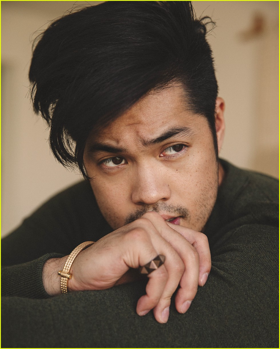 ross butler opens up about avoiding being typecast in projects 11