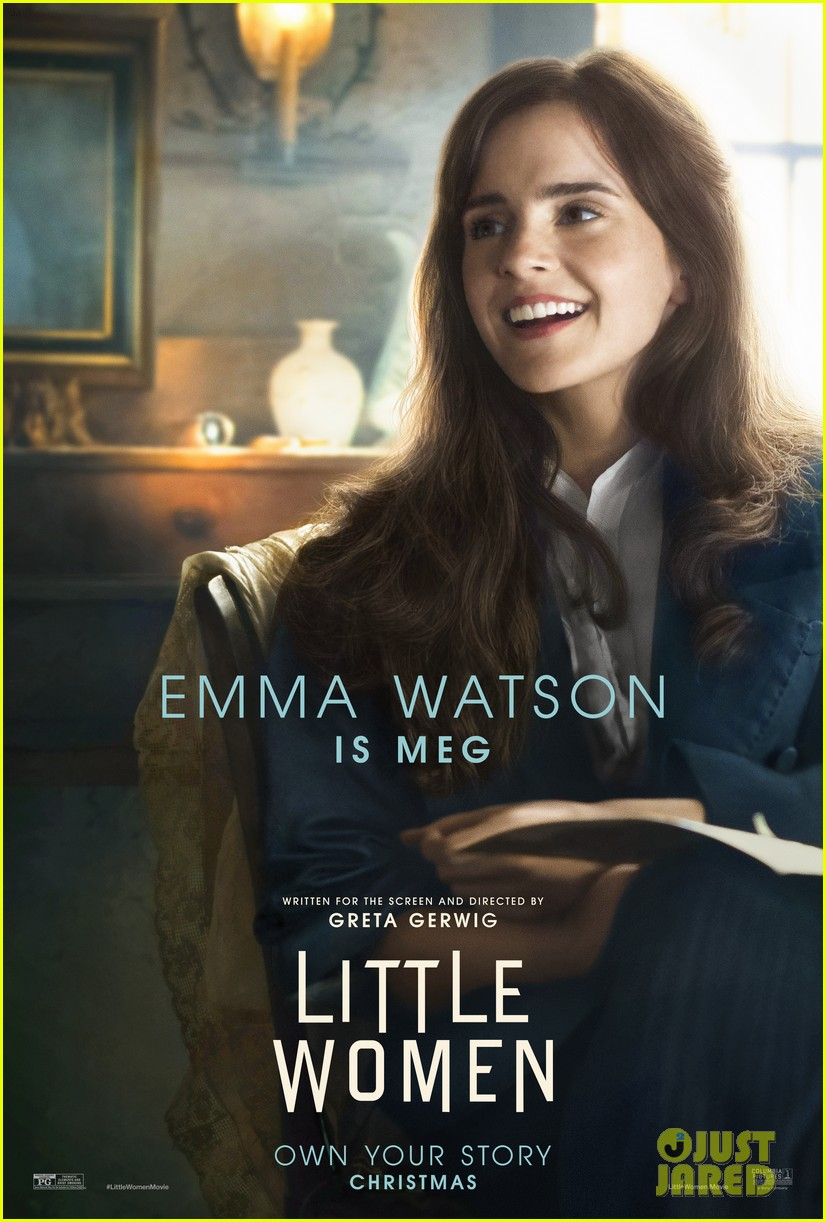 little women character posters revealed 02