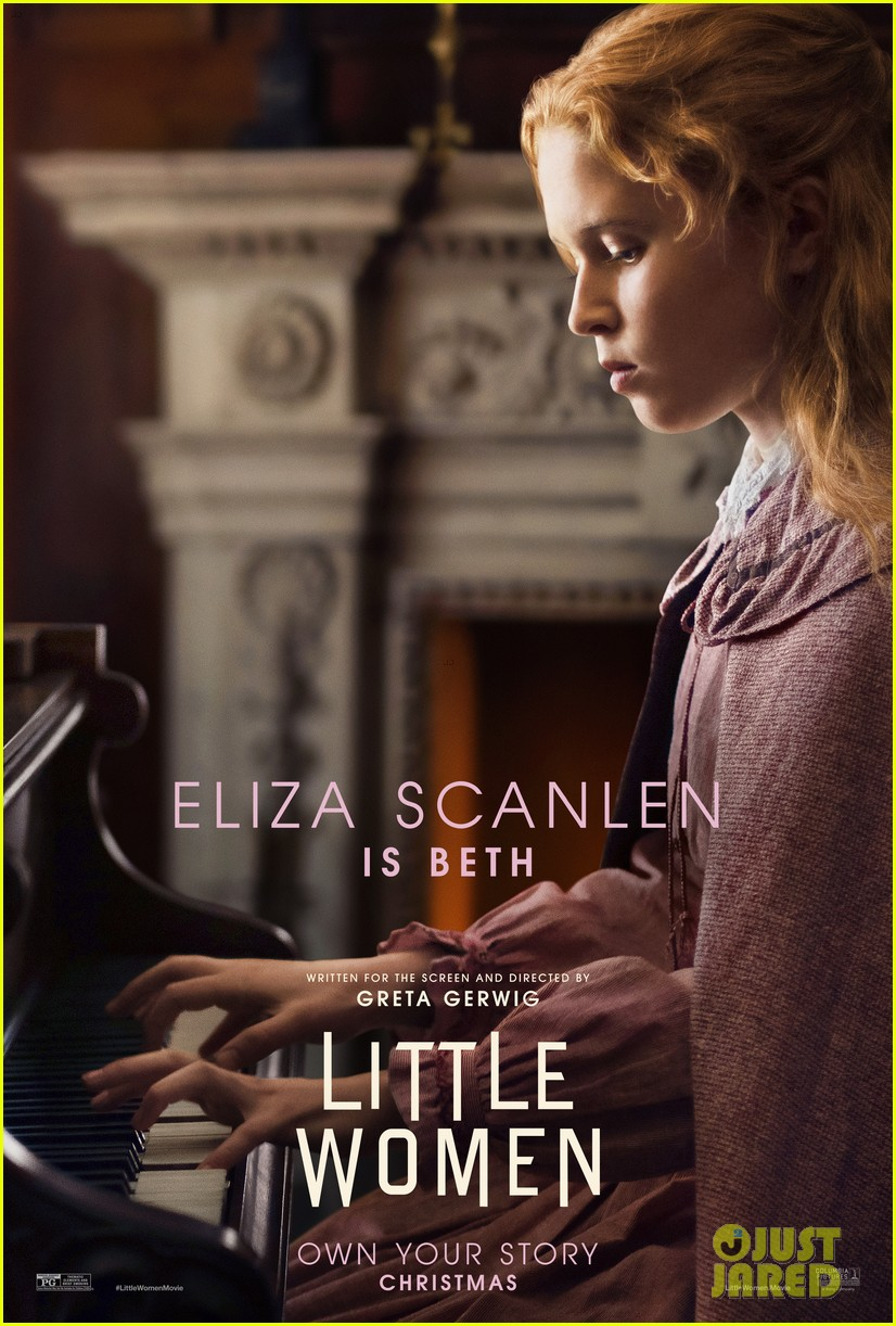 little women character posters revealed 05