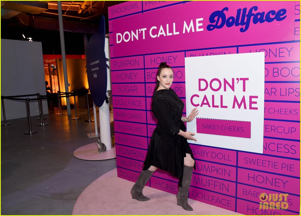 kat dennings brenda song ester povitsky bring dollface to 29rooms event 10