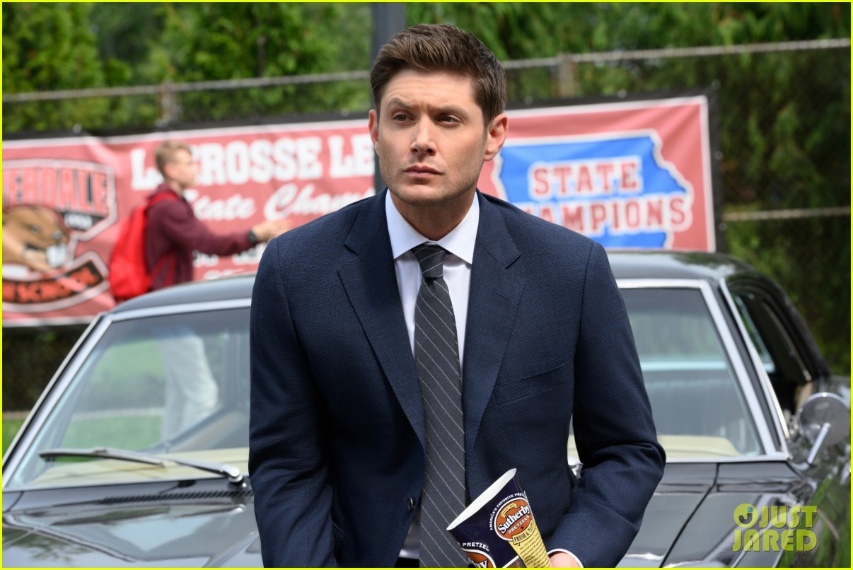 jensen ackles directs his last episode of supernatural tonight 03