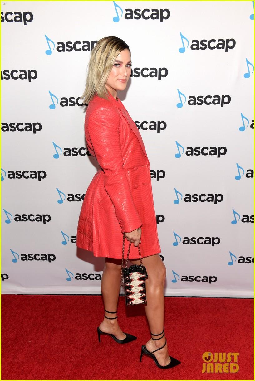 kelsea ballerini morgan evans couple up at ascap country music awards 06