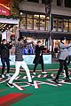 nct 127 get in final rehearsals for macys thanksgiving day parade 03