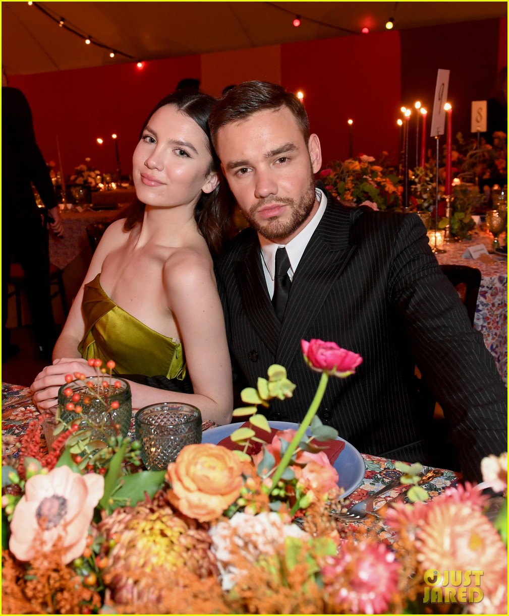 liam payne maya henry party with charlies angels 02