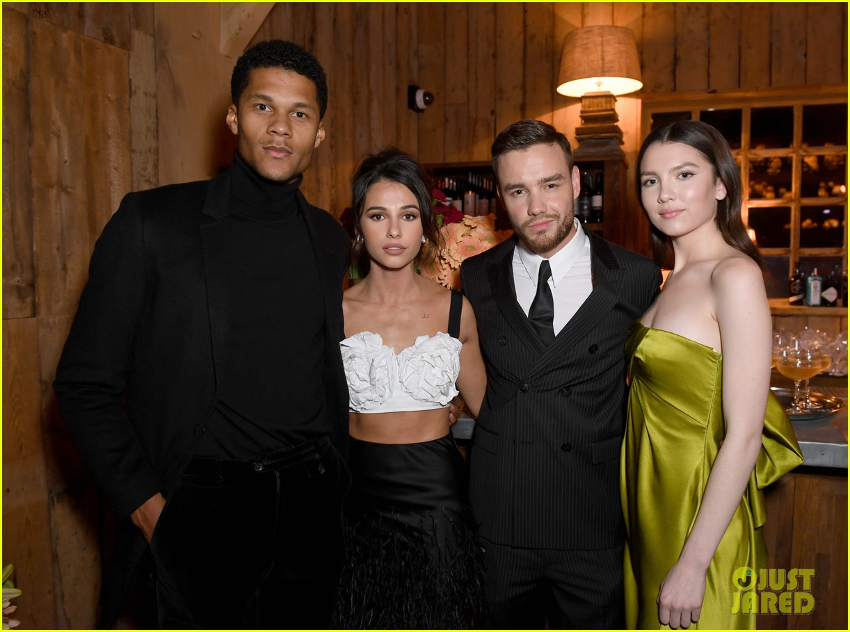 liam payne maya henry party with charlies angels 14