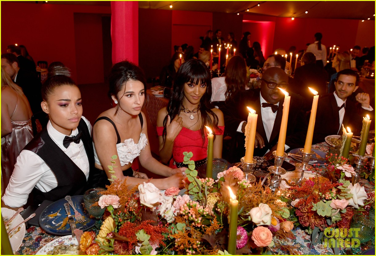 liam payne maya henry party with charlies angels 26