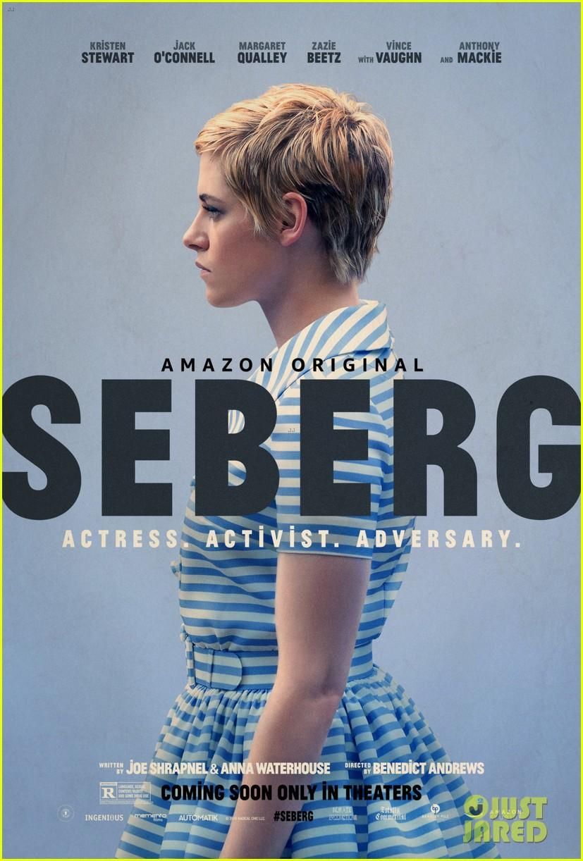 kristen stewart seberg trailer poster 01