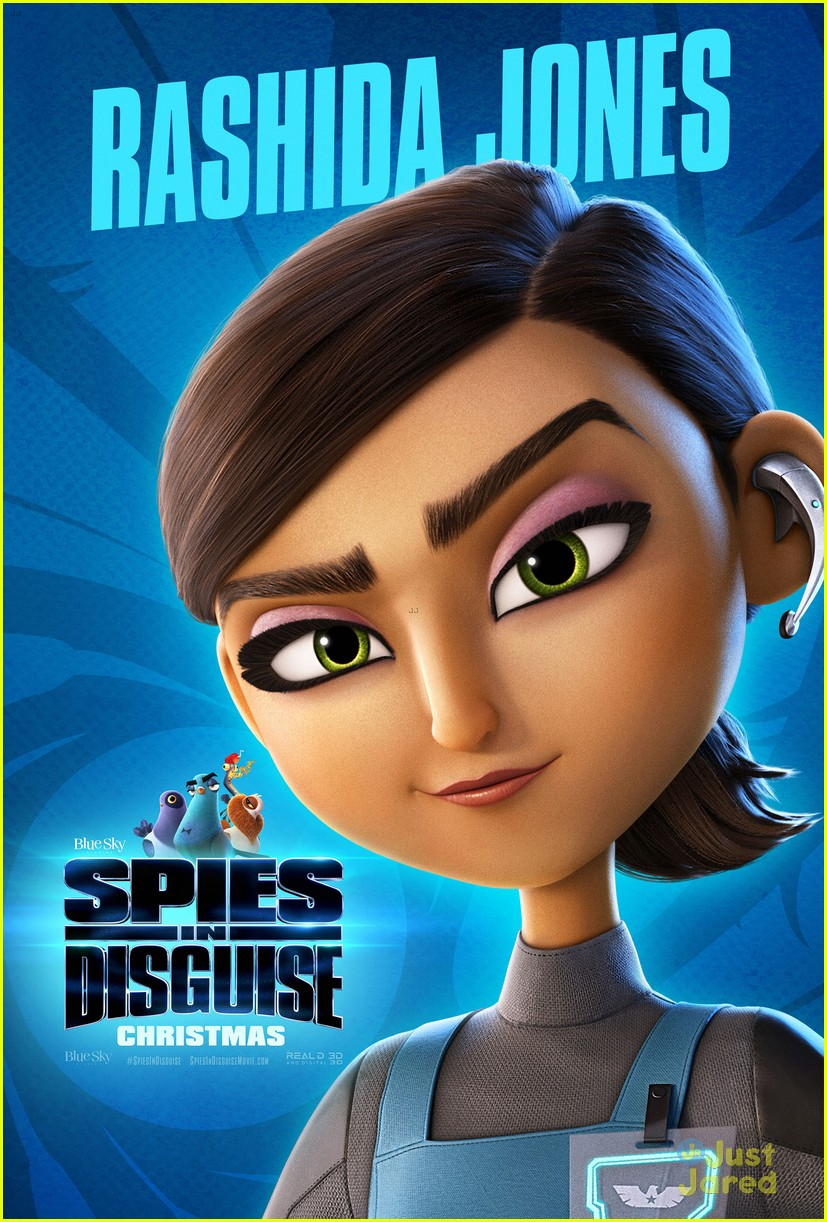 spies in disguise trailer posters 08
