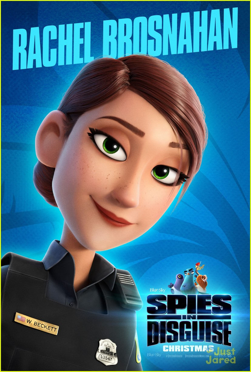 spies in disguise trailer posters 09