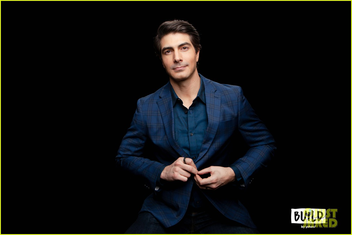 brandon routh reveals how he was asked to be superman in crisis 01